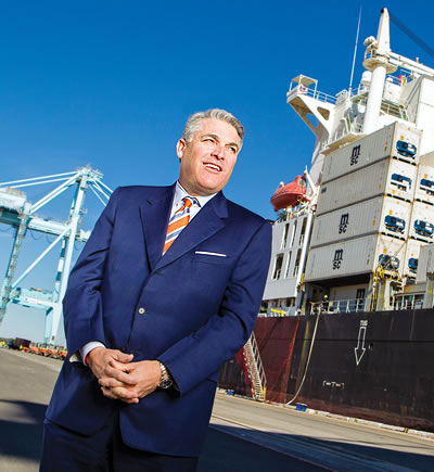 Port CEO Paul Anderson
