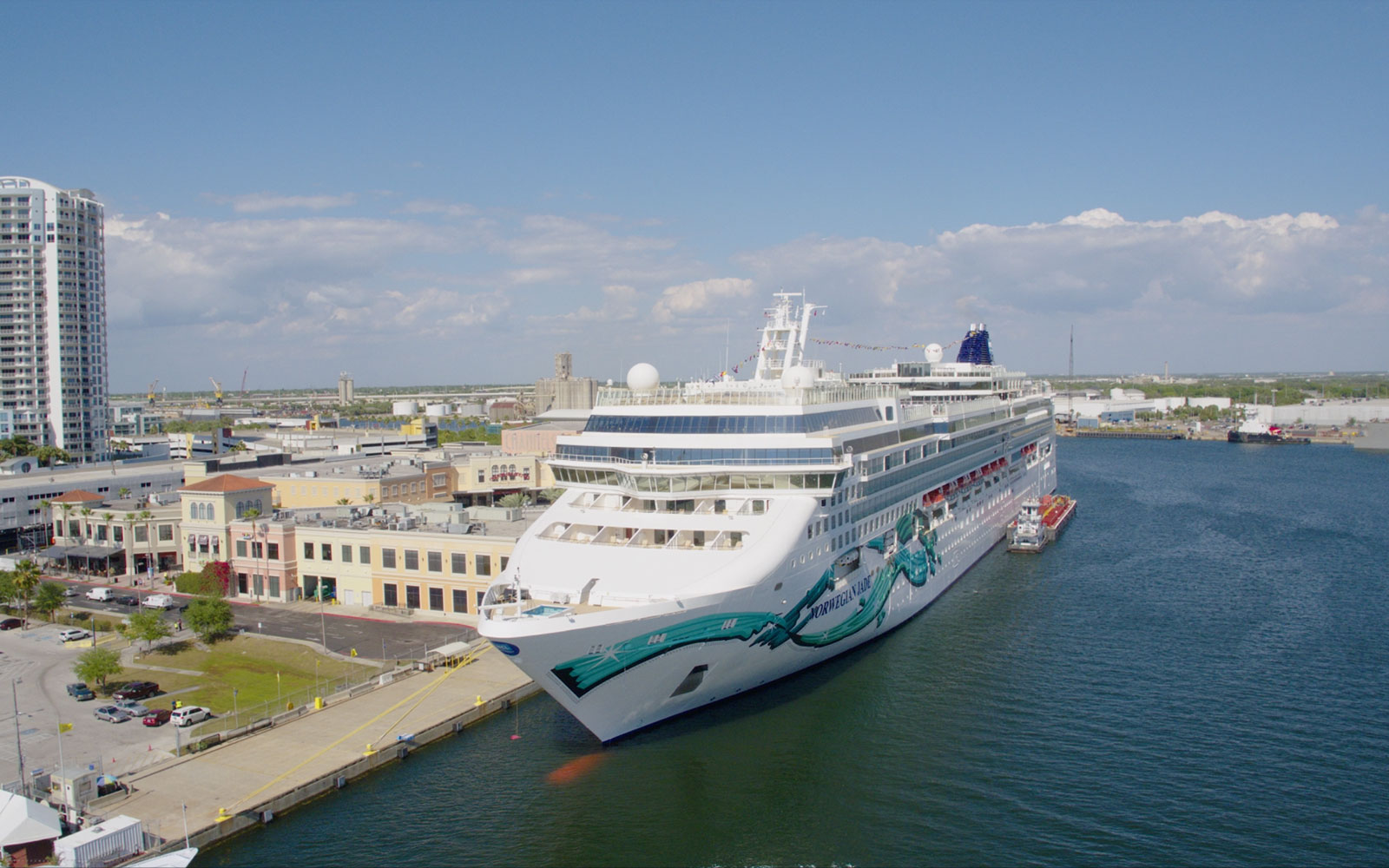 Cruises From Tampa >> Port Of Tampa Bay Official Information
